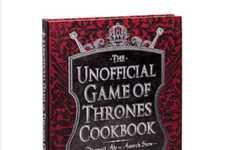 TV Series-Inspired Cookbooks