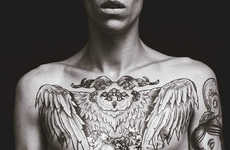 Raw Body Art Photography