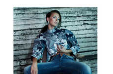 Sassy Denim-Infused Editorials