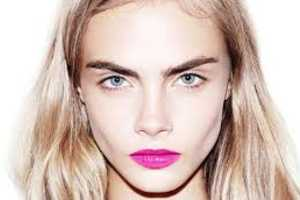Replicate Cara Delevigne's Eyebrows in Four Minutes