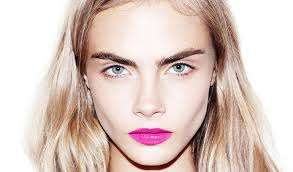 Cara Delevigne Eyebrows