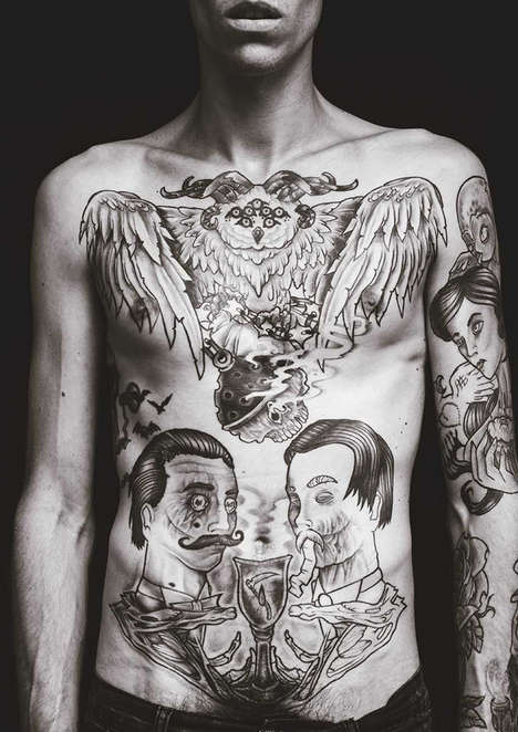 artfully inked editorials