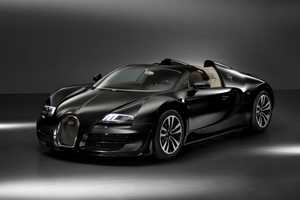 The Veyron Grand Sport is Both Beautiful and Exceptionally Speedy