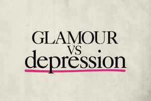GLAMOUR's 'Hey It's OK' Campaign Raises Awareness About Depression