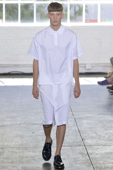 Duckie Brown Spring/Summer 2014