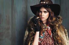 Bohemian Gypsy Editorials