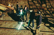 Laser Light Photography