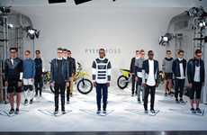 Biker-Inspired Couture - The Pyer Moss 2014 Spring/Summer Collection Debuted at NYFW