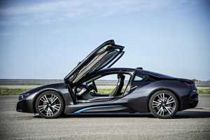 The 2014 BMW I8 is a Beast on Wheels But Easy on the Environment
