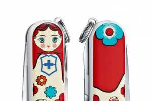 Victorinox's Limited Edition 2013 Line Features Global Talent