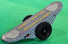 Two-Wheel Transportation Boards