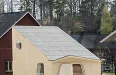 Compact Sustainable Houses - The Smart Student Unit is an Inexpensive Option