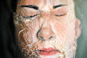 Linnea Strid's Unbelievably Realistic Paintings Blur Reality