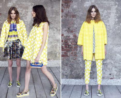 Tropically Vibrant Fashions