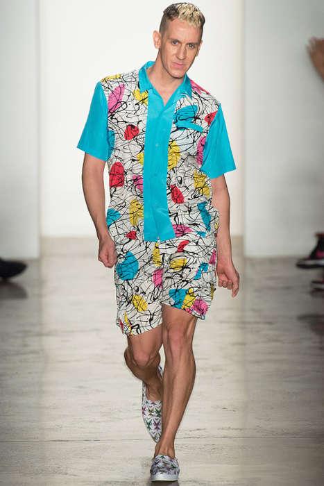 Jeremy Scott 2014 Spring