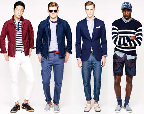 J. Crew Spring/Summer 2014 Collection