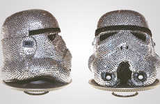 Luxe Star Wars Helmets