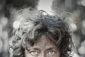 Michael Pharaoh Captures Homeless People in a Stunningly Real Way