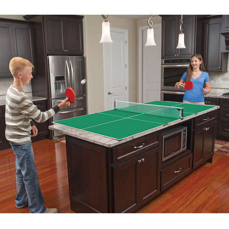Kitchen Ping Pong Tables