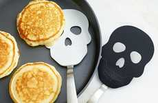 Scary Skeletal Spatulas - These William Sonoma Halloween Kitchen Items are Spooky
