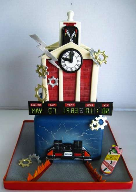 Time Travel Cake