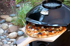 Portable Outdoor Pizza Ovens - The Pizzeria Pronto Outdoor Pizza Oven is Perfect for Camping