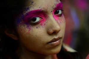 Osheen Siva Creates a Visually Intriguing Shoot Focusing on Nature