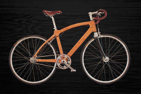 Guapa Sustainable Bamboo Bike