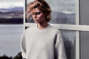 The Lydia Willemina Collins Harper's Bazaar Australia Series Sees Grey