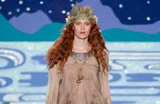 Bohemian Fairy Fashions