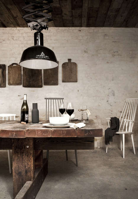 Romantic Rural-Urban Hybrid Restaurants - Höst is a Charming Fusion of City & Country Elements