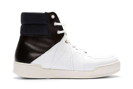 Umit Benan High-Top Sneakers