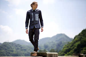 The EVISU 2013 Fall/Winter Collection Blends Classic and Modern Looks