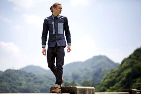 EVISU 2013 Fall/Winter Collection