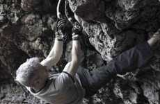 Rock-Climbing Sportsbands - ClimbAX Makes it Easier for Rock Climbers to Track Statistics and Train