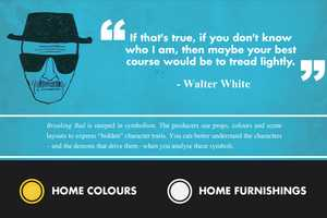 This Infographic Explains the Psychology of the Breaking Bad Home