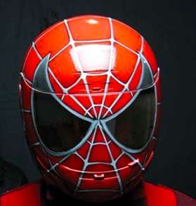 Spiderman Helmet