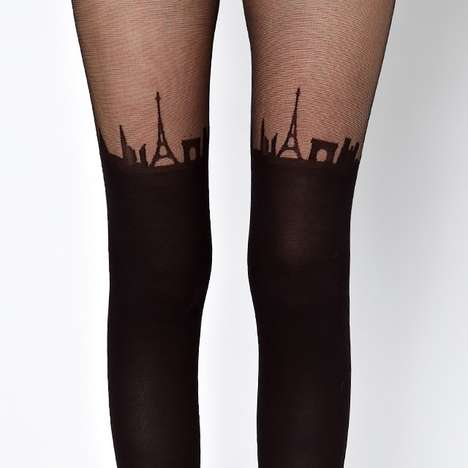 skyline tights