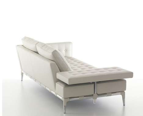 French-Inspired Couches