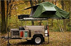 The Campa USA All Terrain Trailer Has Everything for Outdoor Getaways