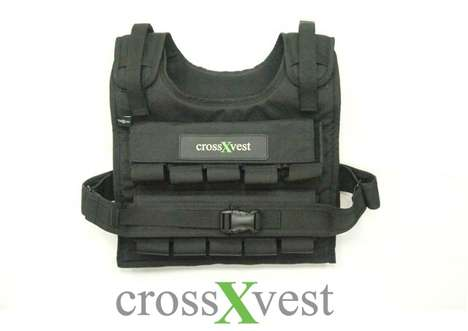 WeightVest Sports Health Design