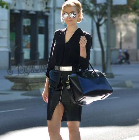 peplum belt
