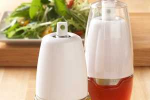Prepara's Tabletop Oil Mister is a Healthy Alternative to Aerosol Containers
