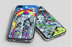 3D Cityscape Phone Covers