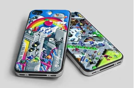 3D Cityscape Phone Covers - This Cushi Original 3D iPhone Skin Captures the Sights of New York City