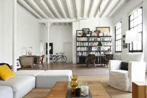 This Old Textile Factory is Now a Stunning Barcelona Home