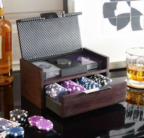 Designer Poker Collections - This Poker Set by Ralph Lauren is a Classic Adaptation