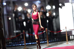 The Herve Leger Barbie Features the Doll in High-End Fashion