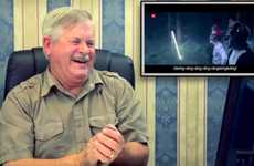 Hilarious Elderly Reaction Videos - Elders React Captures Senior Citizens' Reaction to Music V