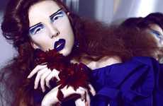 Clownish Futuristic Cosmetics